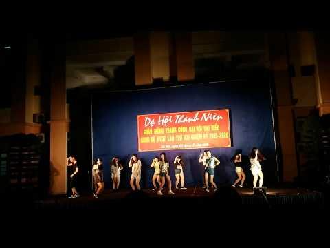 [FMMU] Nhảy flashmob - Lửa trại -Học viện quân y