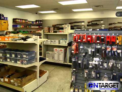 On Target Gun Store and Indoor Shooting Range