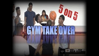 Gym Take Over (Gus Garcia Rec) The Mothers Day Game