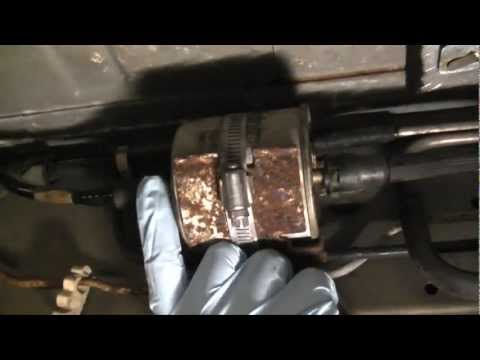 ford taurus fuel filter replacement ford expedition fuel filter replacement