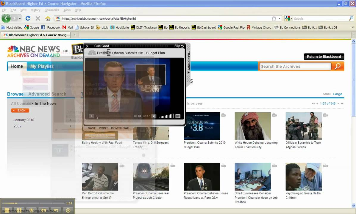 How To Download And Insert A Nbc Video Clip Into Powerpoint
