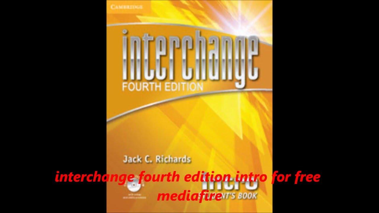 fourth book interchange edition intro students