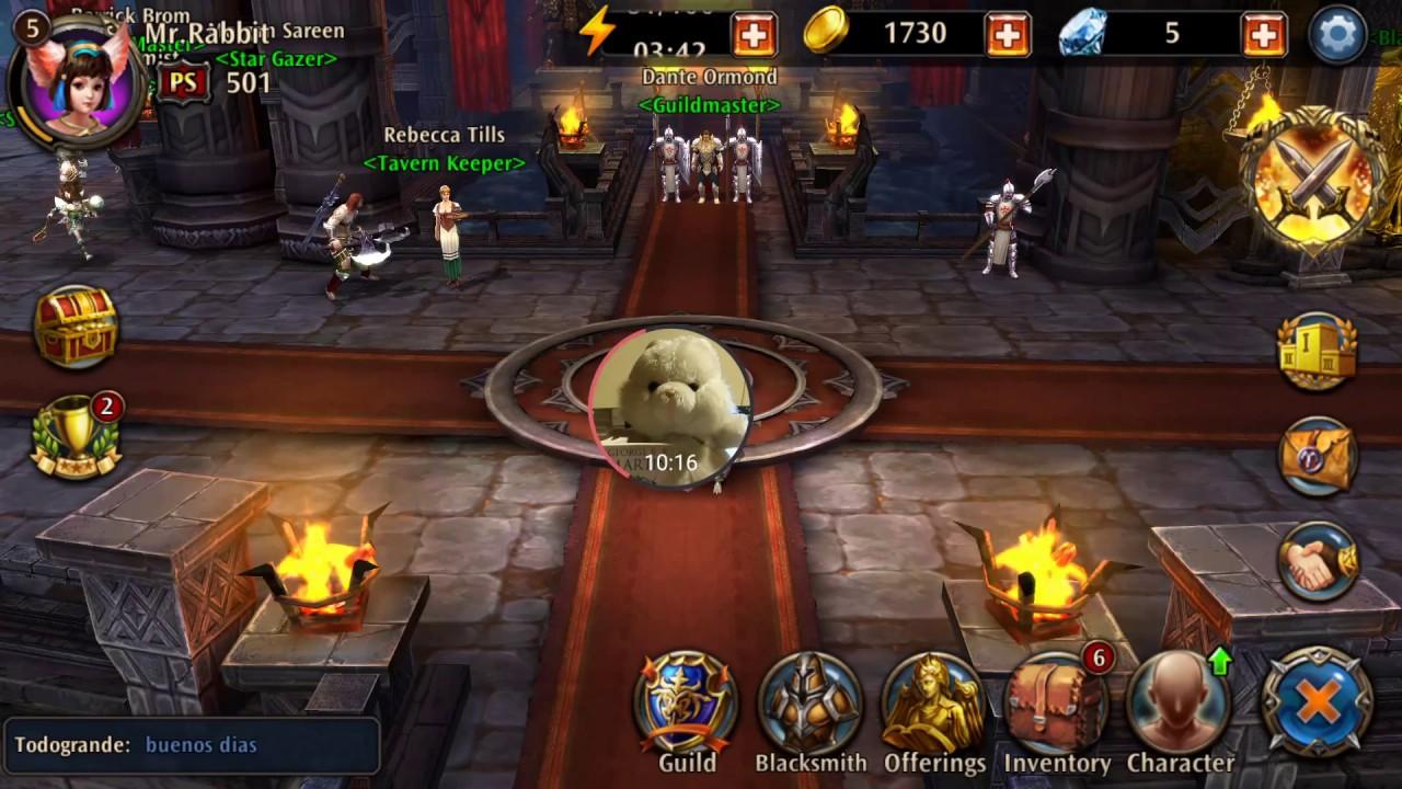 Eternity Warriors 4 Mage Gameplay S6 Edge Youtube