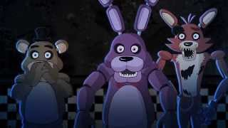 FIVE NIGHTS AT FREDDY S Animated Adventure