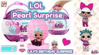 LOL PEARL SURPRISE LIMITED EDITION | BEST BIRTHDAY GIFTS 2018 | Surprise Toys TV