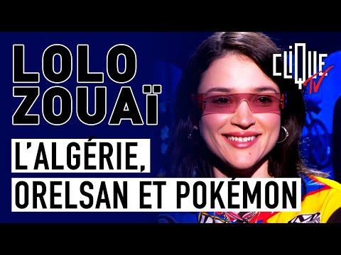 Youtube: Lolo Zouaï: L'Algérie, Orelsan et les Pokémon