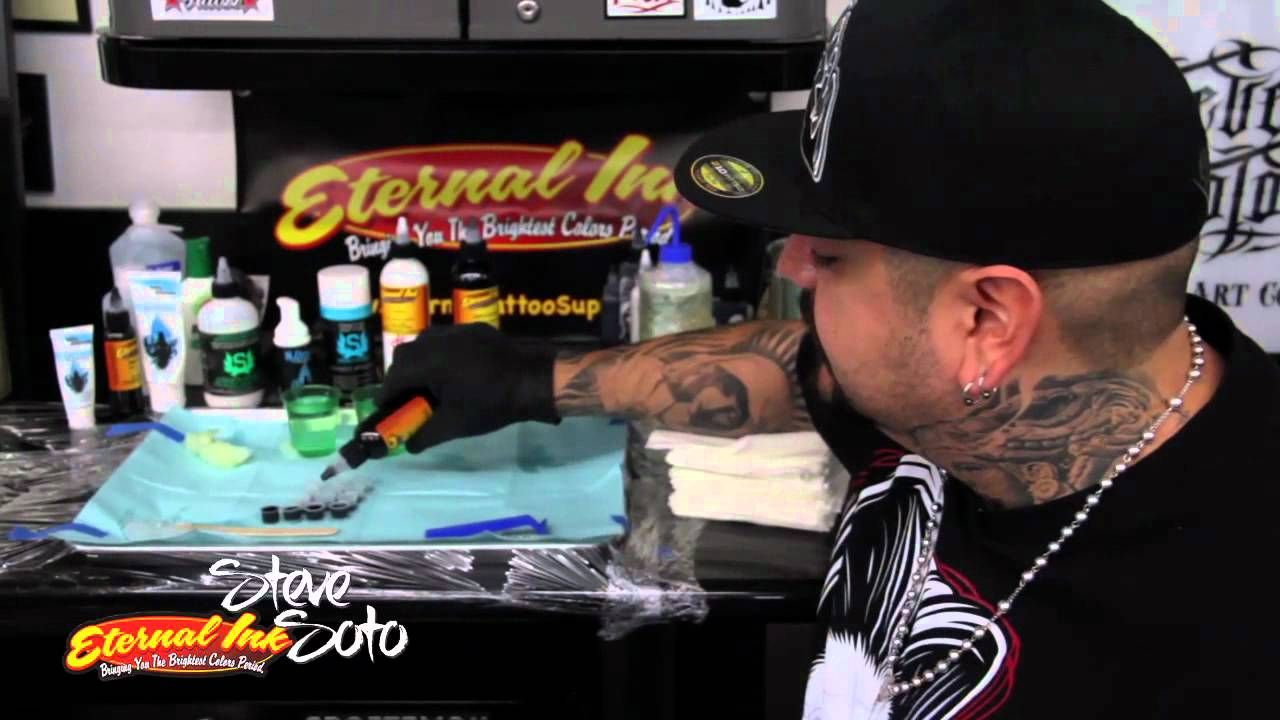 Steve Soto and Eternal Ink - YouTube
