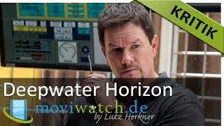 Deepwater Horizon: Flammendes Inferno trifft Titanic | Video-Filmkritik