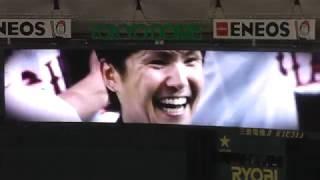 2018.09.30 東京ドーム 杉内俊哉引退セレモニー.