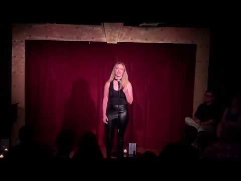 """The Voice Within"" - Amanda Nicholas @ On the Spot Cabaret, NYC"