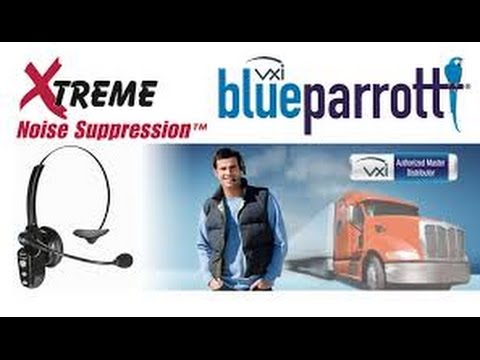 vxi BlueParrot B250-XT XT+ & Xpressway Bluetooth Headset Review