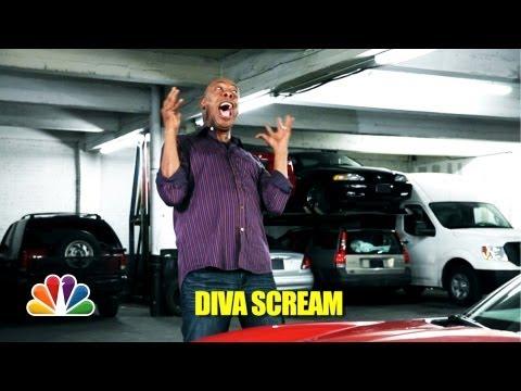 Michael Winslow Car Alarm (Late Night with Jimmy Fallon)