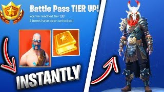 "*NEW* How to Get The ""RAGNAROK"" Skin INSTANTLY in Fortnite: Battle Royale"