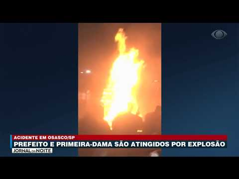 [VÍDEO] 'MINHAS FILHAS PEDIRAM PARA ACENDER A FOGUEIRA', DIZ PREFEITO DE OSASCO