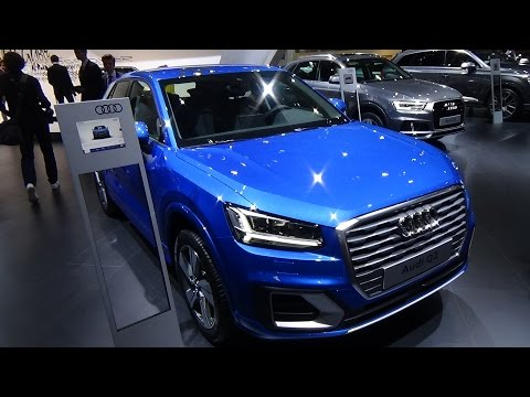 2017 Audi Q2 Sport - Exterior and Interior - Auto Show Brussels 2017
