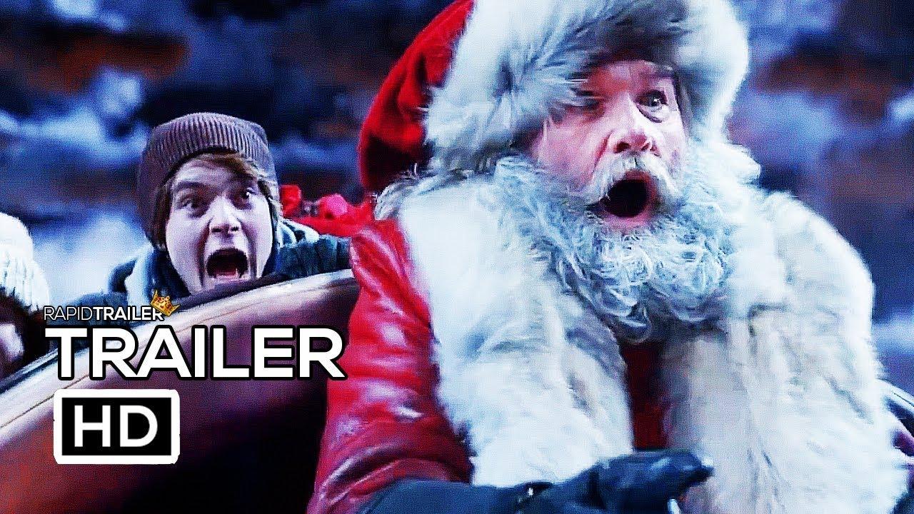 The Christmas Chronicles 2.The Christmas Chronicles Official Trailer 2 2018 Kurt Russell Netflix Santa Movie Hd