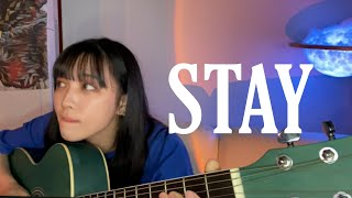 The Kid LAROI, Justin Bieber - STAY (acoustic cover)