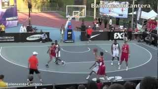 U18M - Final USA vs. SERBIA - Campeonato Mundial 3x3 (basketcantera.tv)