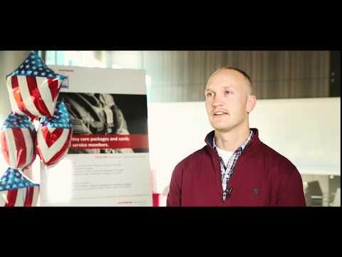 Eastman Supplies for Soldiers: Meet Travis Coomer
