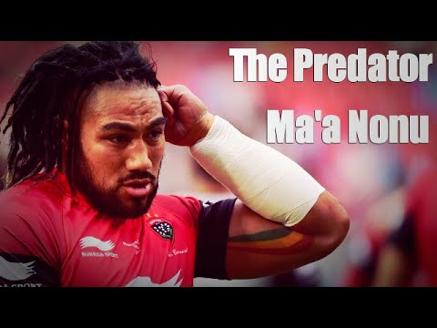 Ma'a Nonu - The Predator Of Toulon