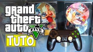 JOUER SUR PC AVEC UNE MANETTE PS4/ONE/PS3/360 ! - GTA 5 ONLINE