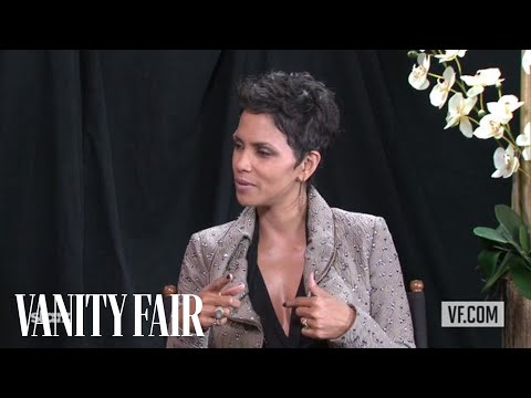 "Halle Berry Talks to Vanity Fair's Krista Smith About the Movie ""Cloud Atlas"""