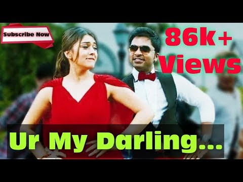 WhatsApp Status Lovely song... U R My Darling... Vaalu Movie