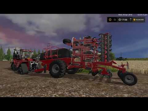 FARM SIMULATOR 17  FIRST LOOK AT WEST CENTRAL MAP + MODS