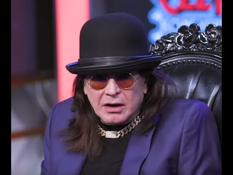 Ozzy Osbourne and Andrew Watt talk posted on working with Elton John and new album