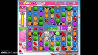 Candy Crush Level 1497 help w/audio tips, hints, tricks