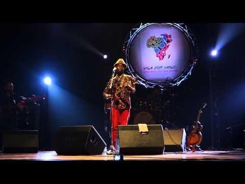 Moh! Kouyaté @ Visa for Music 2015