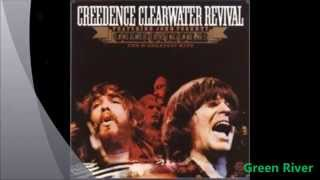 Creedence Clearwater Revival (Chronicle, Vol. 1) 8 Top-Hits