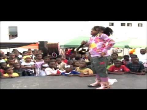 FICO Solutions Childrens day 2011-Talented girl performance