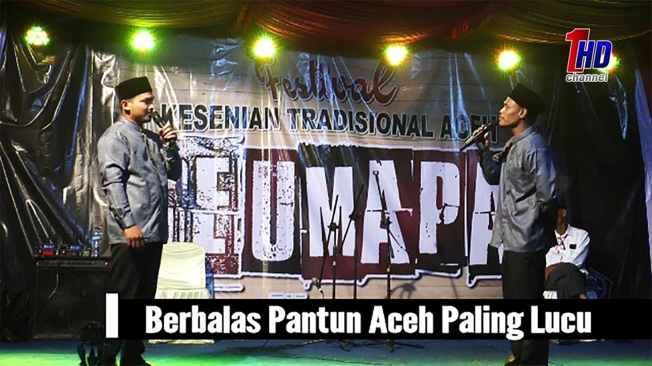 Seumapa Aceh I Budaya Berbalas Pantun Yang Sangat Lucu ...