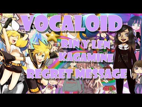 【Vocaloid3 Español】Regret Message【Rin Kagamine Append: Power & Rin Kagamine Append: Warm】