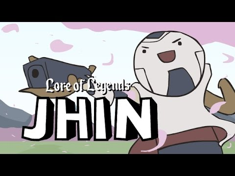 Lore of Legends: Jhin the Virtuoso