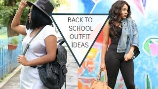 Back to School Outfit Ideas | LOOKBOOK