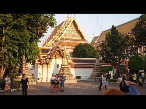 Thailand 2017 - Bangkok - Wat Pho temple