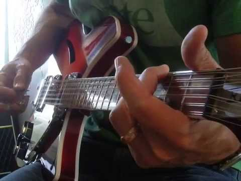 The rds: Turn, Turn, Turn 12String Lesson left hand emphasis Rickenbakcer 36012 C63