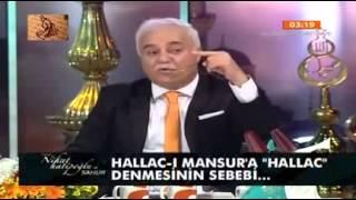 Nihat Hatipoglu  - Hallac-ı Mansur'un Hayatından Kesitler