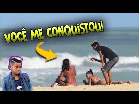PESSOAS REAGINDO A MC Bruninho - Você Me Conquistou (Kondzilla)