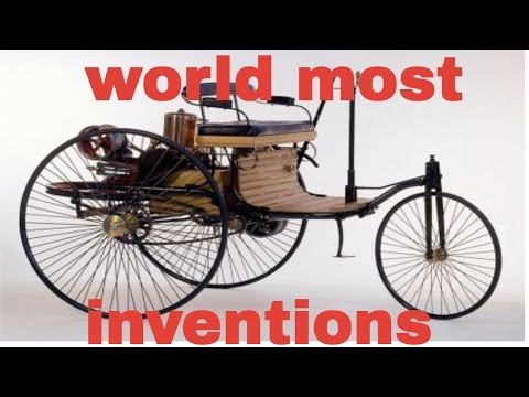 Inventions that shook the world - 1900s