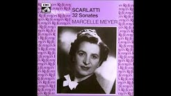 Marcelle Meyer 7 Sonatas Scarlatti
