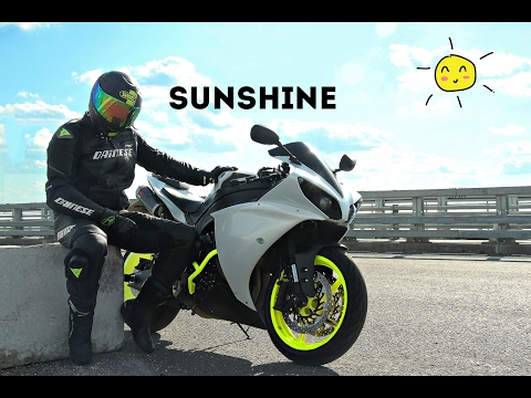 SUNSHINE || Little video movie about my moto life in 2k16 4К