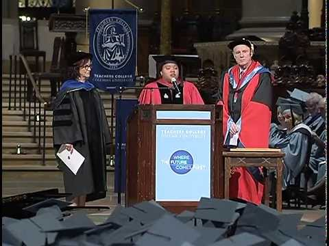 Convocation Masters I: Complete Ceremony