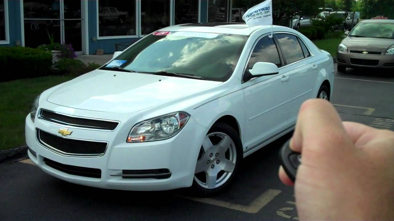 Malibu 2009 chevy malibu v6 : 2009 Malibu 2LT at DeVoe Chevy - YouTube
