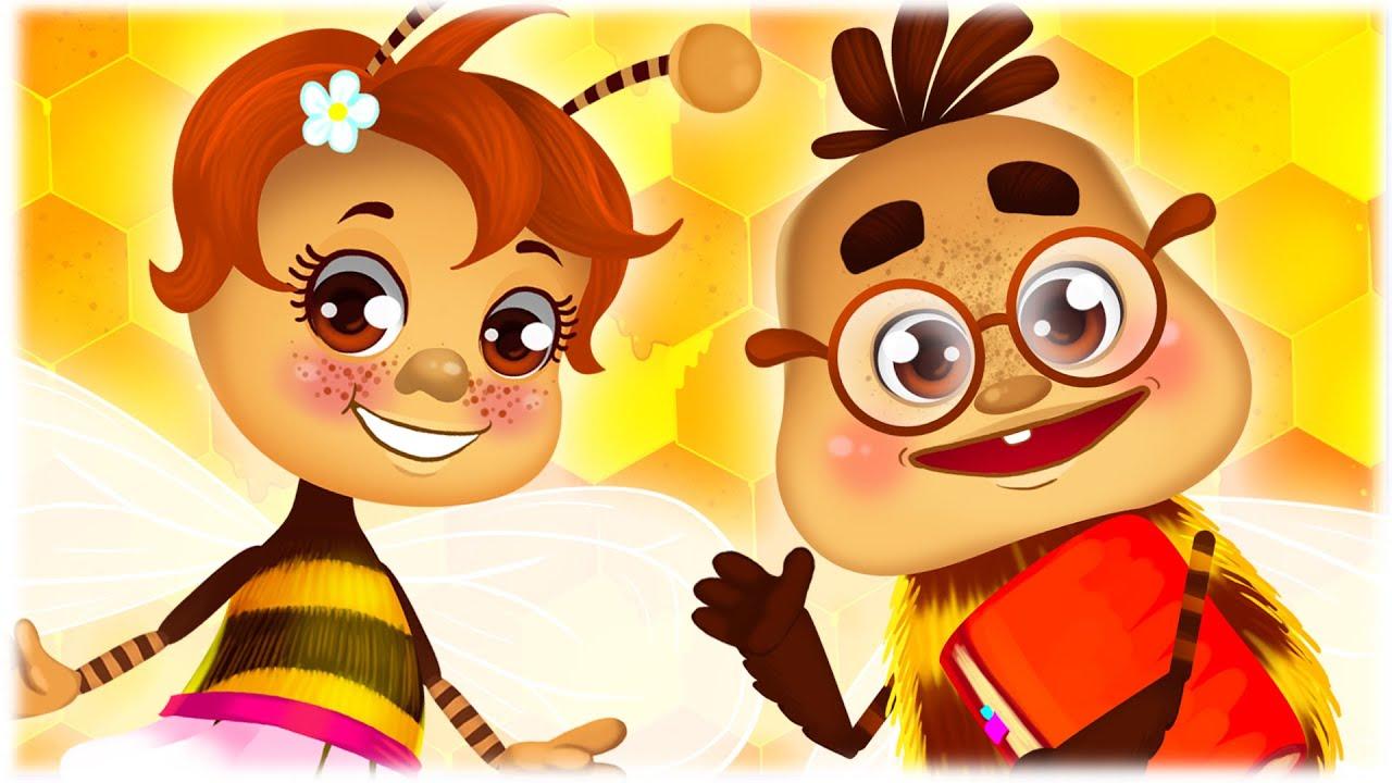 Albina Lina - Cântece Pentru Copii în Limba Română - Desene Animate - Cu Dragoste Pentru Copii