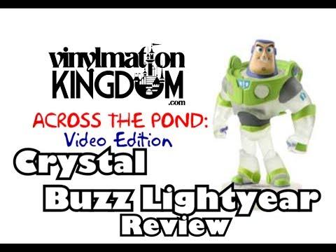 Disney Infinity Crystal Buzz Lightyear Review ...