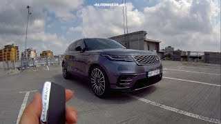 Range Rover Velar P380 TEST POV Drive & Walkaround ENGLISH SUBTITLES