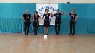 Hora Mare Bucovineana, Romanian folk dance